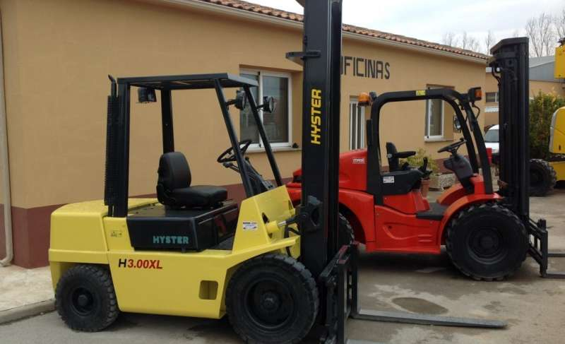 HYSTER H3.00XL