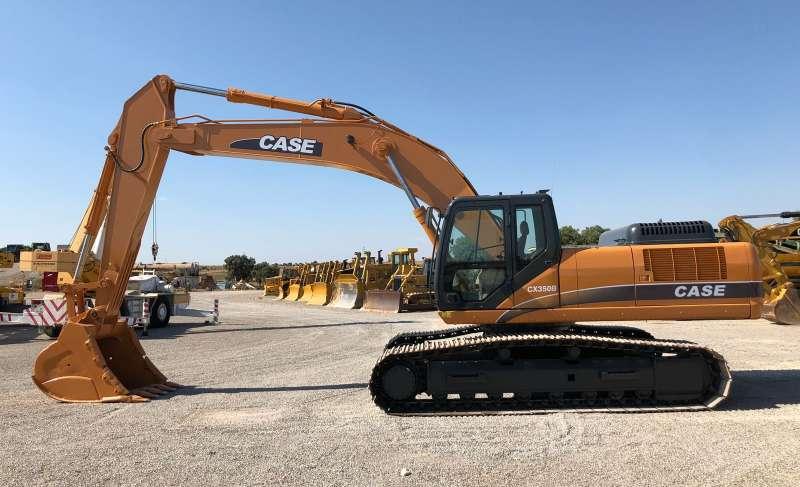 CASE CX350B