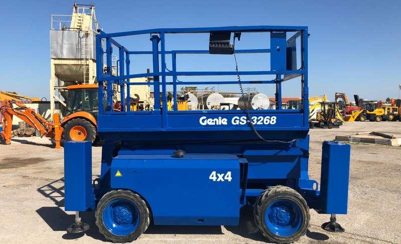 GENIE GS-3268 – 2453 HORAS