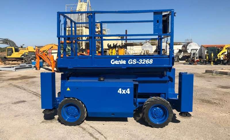 GENIE GS-3268 – 1615 HORAS