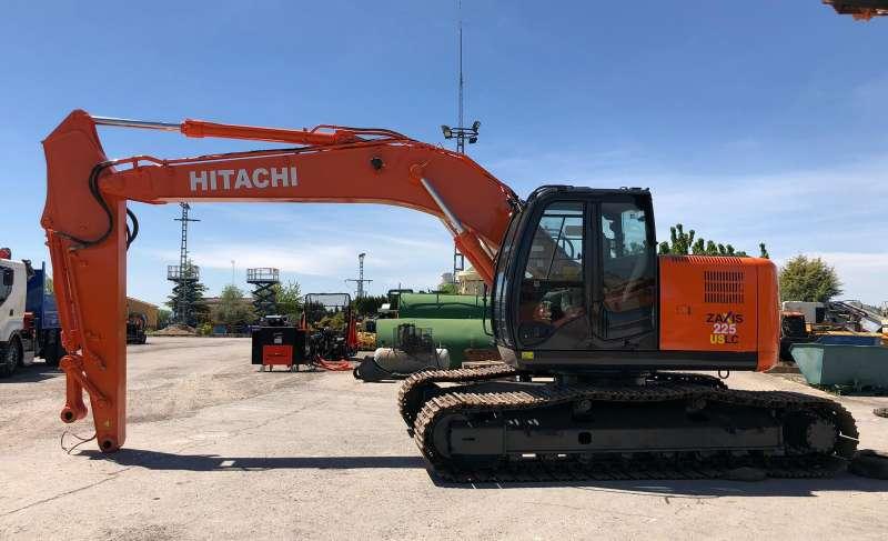 HITACHI ZX225USRLC-3