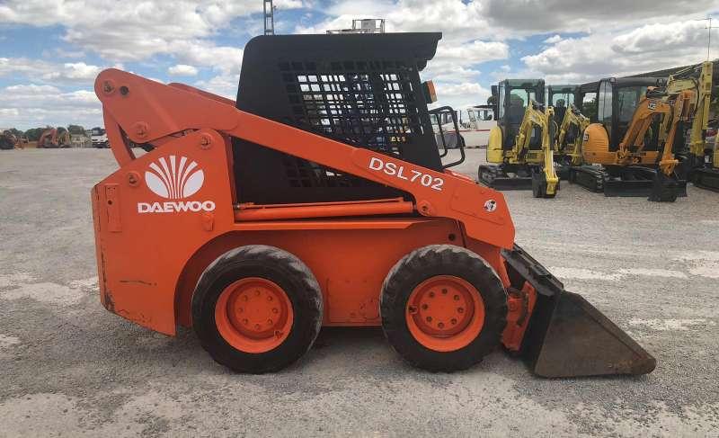 DAEWOO DSL 702 – 2002
