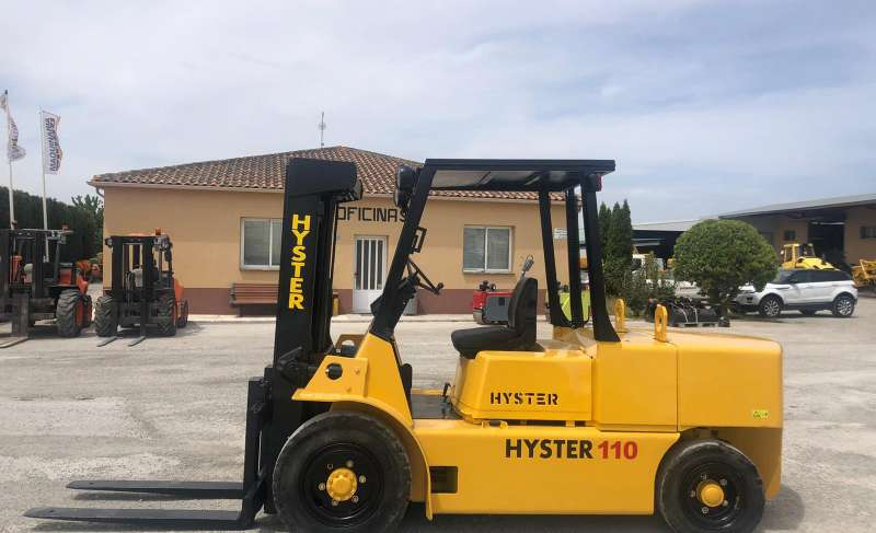HYSTER H-110