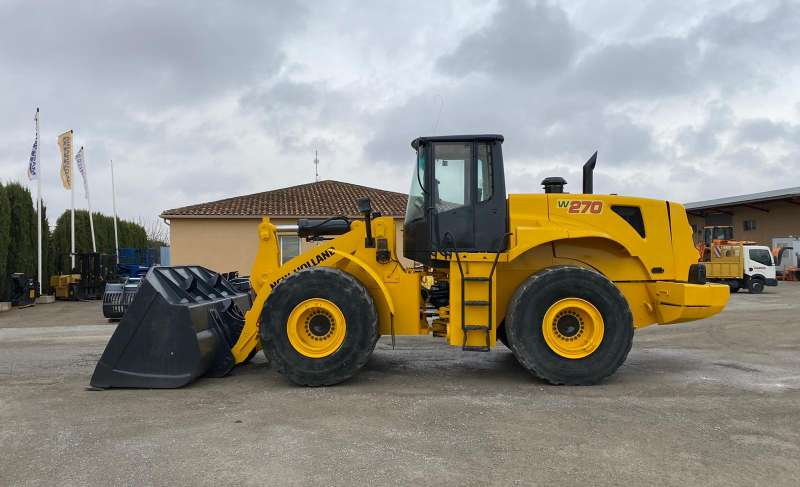 NEW HOLLAND W270