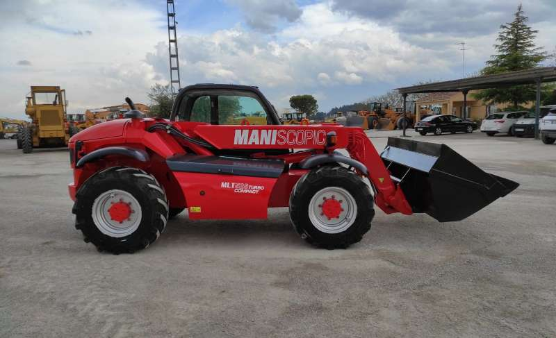 MANITOU MT526 COMPACT